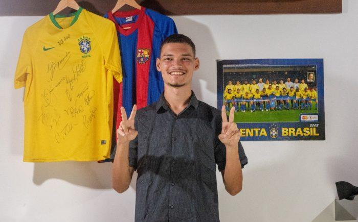 icaro-caldas-e-o-novo-analista-de-desempenho-do-brasiliense